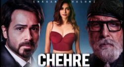 Chehre Movie review